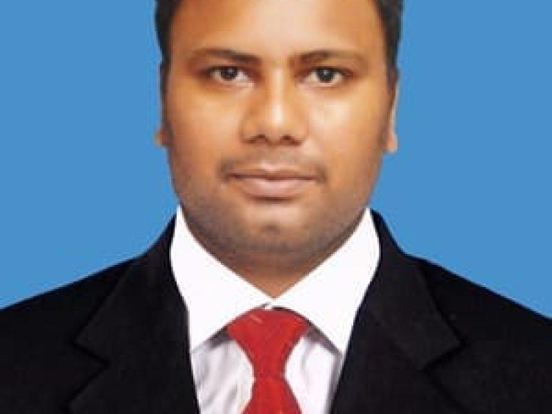 Pastor Saghar Sindhu